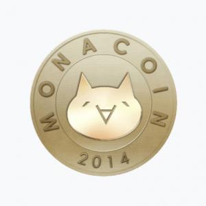 モナコイン ロゴ