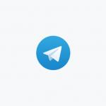 テレグラム ロゴ